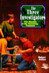 The Mystery Of The Vanishing Treasure (Three Investigators) - Robert Arthur, Alfred Hitchcock, Harry Kane