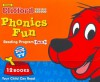 Clifford's Phonics Fun Box Set #3 - Gene Hult