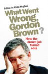 What Went Wrong, Gordon Brown?: How the Dream Job Turned Sour - Colin Hughes