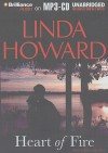 Heart of Fire - Linda Howard, Tanya Eby