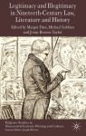 Legitimacy and Illegitimacy in Nineteenth-Century Law, Literature and History - Margot Finn, Michael Lobban, Jenny Bourne Taylor