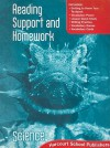 Harcourt Science: Reading Support & Homework Student Edition Grade 6 - Harcourt School Publishers, Harcourt School Publishers