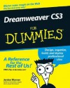 Dreamweaver CS3 for Dummies - Janine Warner