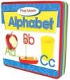 Alphabet Play & Learn Foam Puzzle Book (Play & Learn Foam Puzzle Books) - Kim Mitzo Thompson, Karen Mitzo Hilderbrand