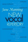 New Vocal Repertory: An Introduction (Vol 1) - Jane Manning