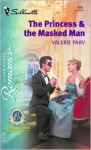 The Princess & the Masked Man - Valerie Parv, Mavis C. Allen
