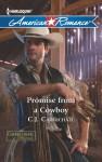 Promise from a Cowboy - C.J. Carmichael