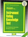 Instrument Rating Knowledge Test - National Learning Corporation