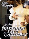 Improper Alliance - Jane Toombs