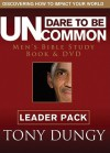 Dare to Be Uncommon Leader Pack - Tony Dungy