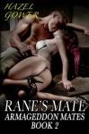 Rane's Mate (Armageddon Mates) - Hazel Gower