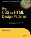 Pro CSS and HTML Design Patterns - Michael Bowers