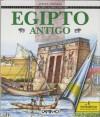 Egipto Antigo (A História por Dentro) - Judith Crosher, António Pescada