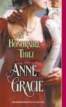 An Honourable Thief - Anne Gracie