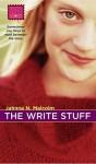 The Write Stuff - Jahnna N. Malcolm