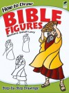 How to Draw Bible Figures - Barbara Soloff Levy