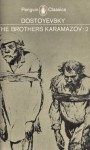 The Brothers Karamazov: Volume 2 - Fyodor Dostoyevsky, David Magarshack