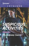 Suspicious Activities (Orion Security) - Tyler Anne Snell