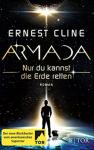 Armada: Nur du kannst die Erde retten - Ernest Cline, Sara Riffel