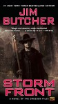 Storm Front (Dresden Files) by Butcher, Jim (2000) Mass Market Paperback - Jim Butcher