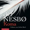 Koma: 7 CDs (Ein Harry-Hole-Krimi, Band 10) - Günther Frauenlob, Achim Buch, Jo Nesbø