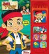 Disney: Jake and the Neverland Pirates: Play-a-Sound - Publications International Ltd.