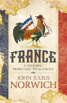 France: A History: from Gaul to de Gaulle - John Julius Norwich