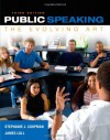 Public Speaking: The Evolving Art (with MindTap(TM) Speech Printed Access Card) - Stephanie J. Coopman, James Lull