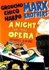 A Night at the Opera - Sam Wood, The Marx Brothers, Kitty Carlisle