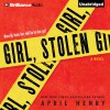 Girl, Stolen - April Henry, Kate Rudd