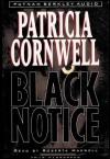 Black Notice - Patricia Cornwell, Roberta Maxwell