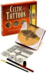 Celtic Tattoos Kit (Quick, Safe and Temporary) - Aileen Marron