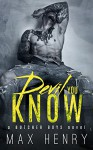 Devil You Know (Butcher Boys Book 1) - Max Henry, Lauren McKellar