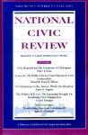 National Civic Review V90 3 Fa - Robert Loper