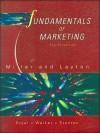 Fundamentals of Marketing - Ken Miller, Michael J. Etzel