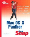 Mac OS X Panther in a Snap - Brian Tiemann