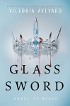 Glass Sword (Red Queen) - Victoria Aveyard