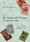 The Oxford History of the Novel in English: Volume 3: The Nineteenth-Century Novel 1820-1880 - John Kucich, Jenny Bourne Taylor