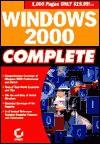 Windows 2000 Complete - Sybex, Sybex Inc.