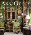 Ann Getty: Interior Style - Diane Dorrans Saeks, Lisa Romerein