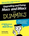 Upgrading and Fixing Macs and iMacs for Dummies - Todd Stauffer