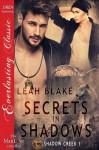 Secrets In Shadows - Leah Blake
