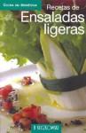 Recetas de Ensaladas Ligeras - Francisco Asencio, Hugo Kliczkowski