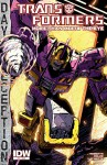 Transformers: More Than Meets the Eye #37: Days of Deception - James Roberts, Alex Milne