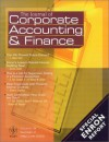 Journal of Corporate Accounting and Finance - John Wiley & Sons, Inc.