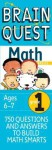 Brain Quest Grade 1 Math - Marjorie Martinelli