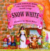 Look And Play Snow White - Susan Rowe, Dial Books for Young Readers