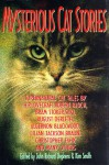 Mysterious Cat Stories - John Richard Stephens, Kim Smith