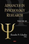 Advances in Psychology Research, Volume 85 - Alexandra M. Columbus