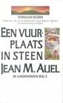 Een vuurplaats in steen (Aardkinderen, #5) - Jean M. Auel, Henny van Gulik, Ingrid Tóth